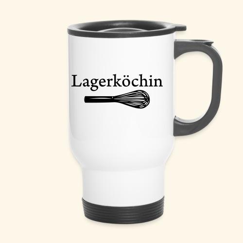 Lagerköchin, Schneebesen - Mädls - Thermobecher