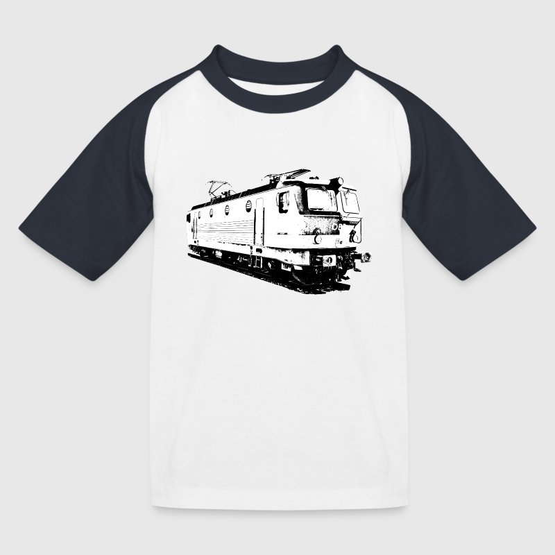 Lokomotive 1144 T-Shirts - Kinder Baseball T-Shirt