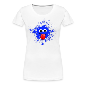 Splash T-Shirt - Frauen Premium T-Shirt