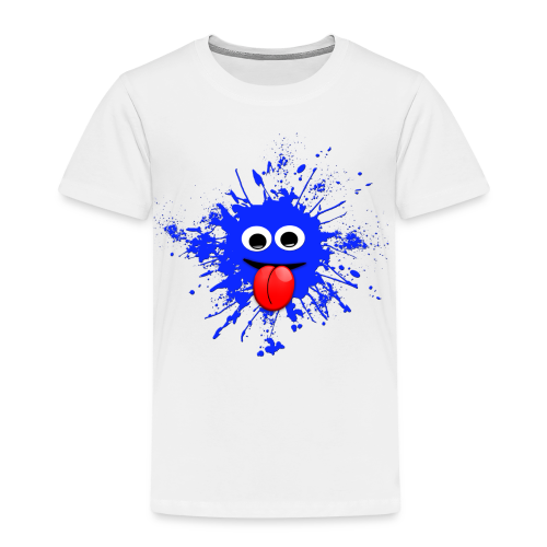 Splash T-Shirt - Kinder Premium T-Shirt