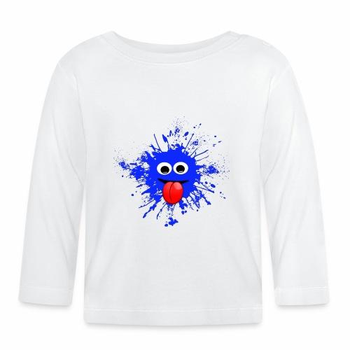 Splash T-Shirt - Baby Langarmshirt