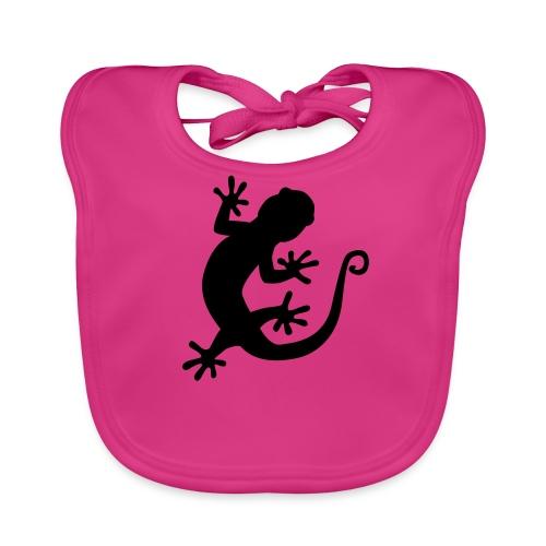 Rock Loving Gecko - Baby Organic Bib