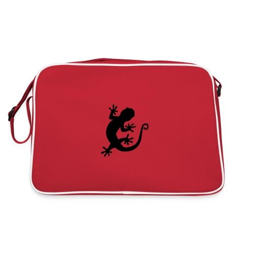 Rock Loving Gecko - Retro Bag