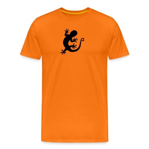 Rock Loving Gecko - Men's Premium T-Shirt