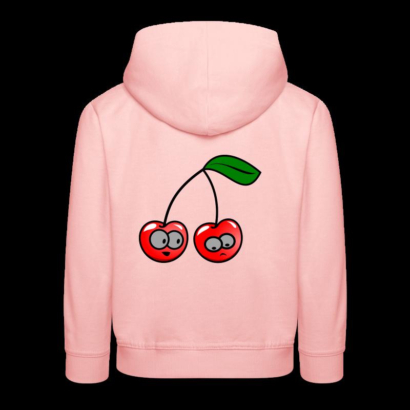 Smily Kirschen - Kinder Premium Hoodie