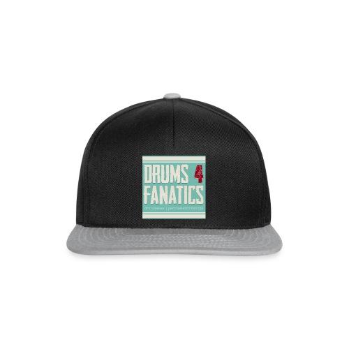Stoere hoodie voor drummers! Kids sizes! (Kies zelf je kleur) - Snapback cap