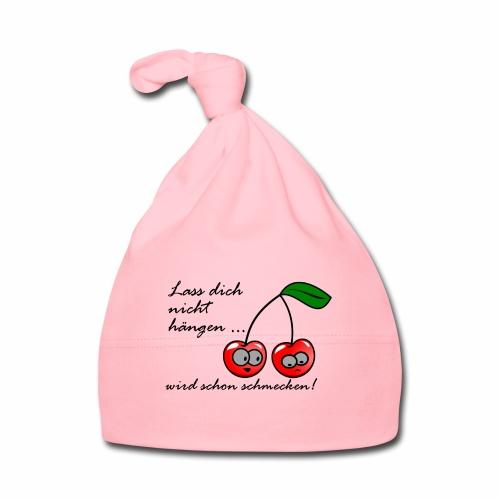 Lass dich nicht hängen, Kirsche - Baby Mütze