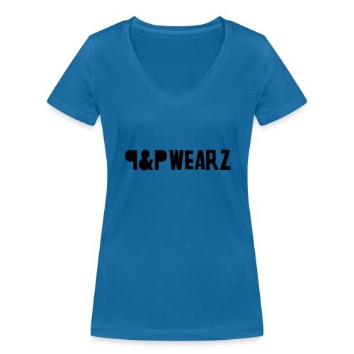 Bonnet P&P Wearz - T-shirt bio col V Stanley & Stella Femme