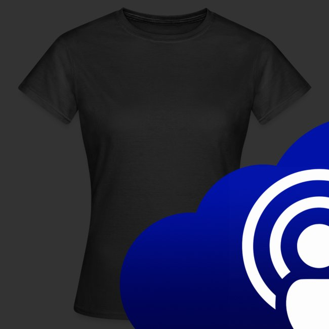 T-shirt podCloud - femme