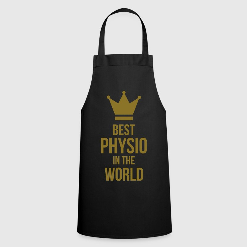 Best Physio in the world  Aprons - Cooking Apron