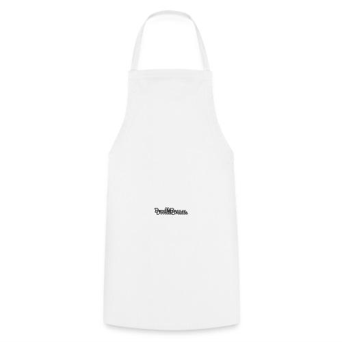Flasche DoodleBrause - Kochschürze