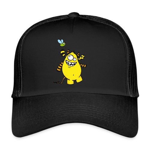 Mr Woolly Basic - Trucker Cap