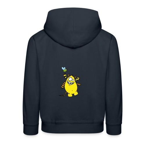Mr Woolly Basic - Kinder Premium Hoodie