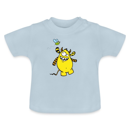 Mr Woolly Basic - Baby T-Shirt
