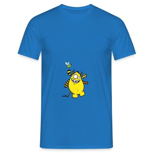Mr Woolly Basic - Männer T-Shirt