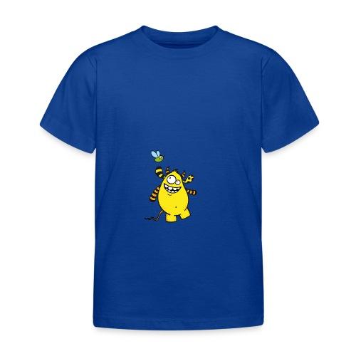 Mr Woolly Basic - Kinder T-Shirt