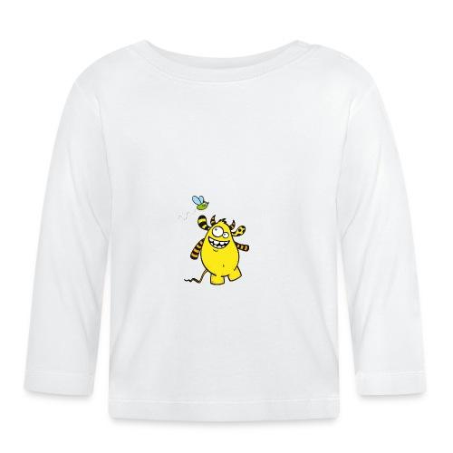 Mr Woolly Basic - Baby Langarmshirt