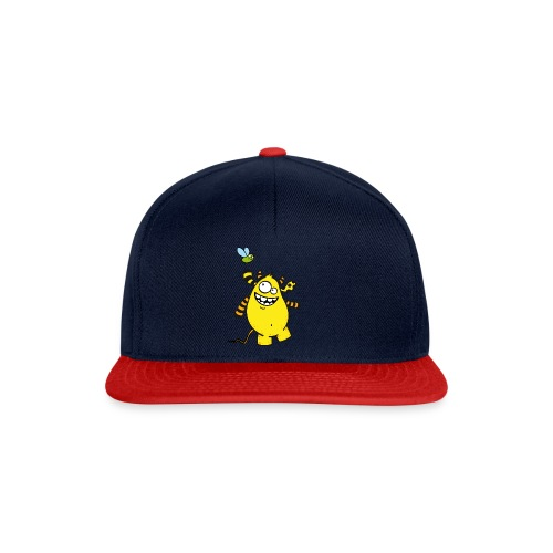Mr Woolly Basic - Snapback Cap