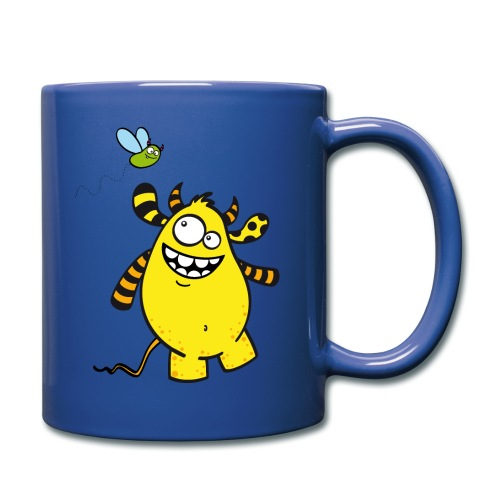 Mr Woolly Basic - Tasse einfarbig