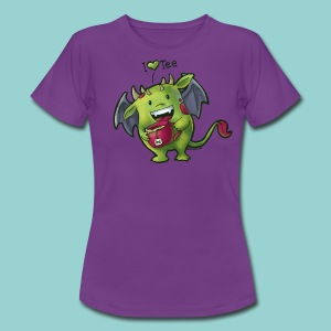 I love tee - Frauen T-Shirt