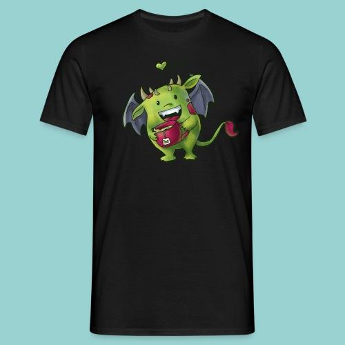 I love tee - Männer T-Shirt