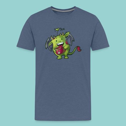 I love tee - Männer Premium T-Shirt