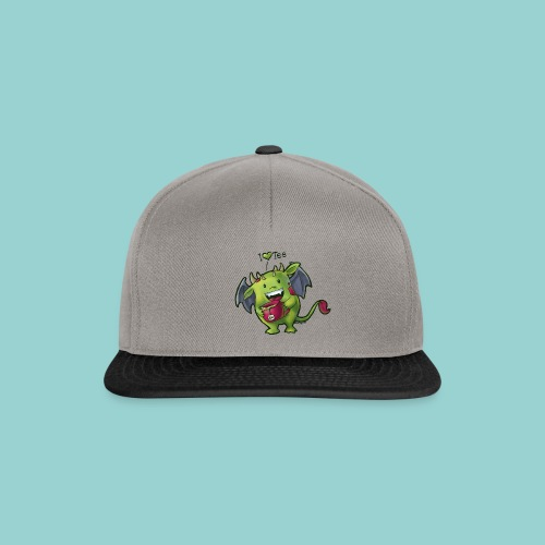 I love tee - Snapback Cap
