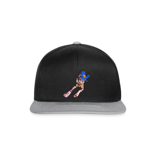 Diver in the house Part 4 - Snapback Cap