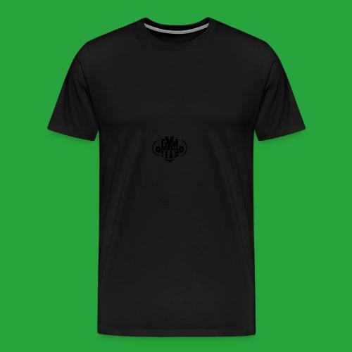Snapback Cap newell - Männer Premium T-Shirt