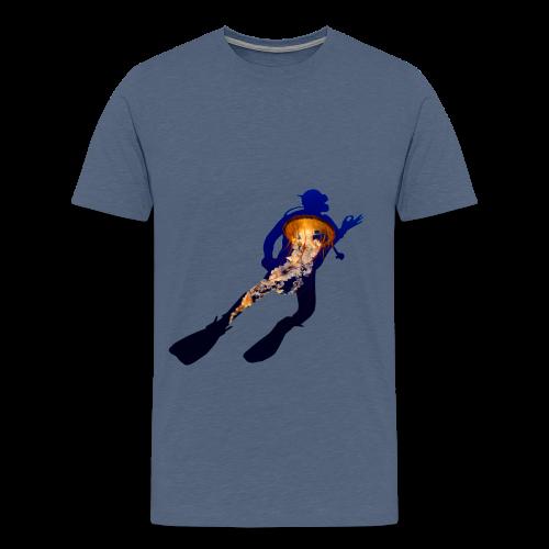 Diver in the house Part 2 - Männer Premium T-Shirt