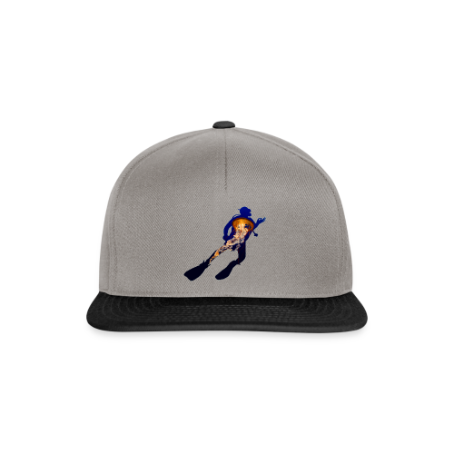 Diver in the house Part 2 - Snapback Cap
