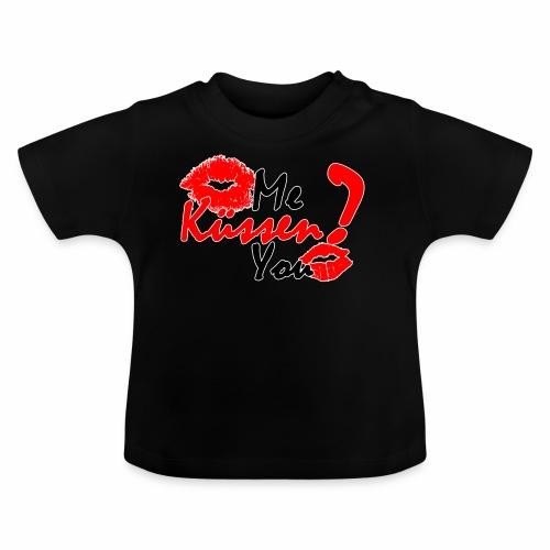 Küss mich - Baby T-Shirt