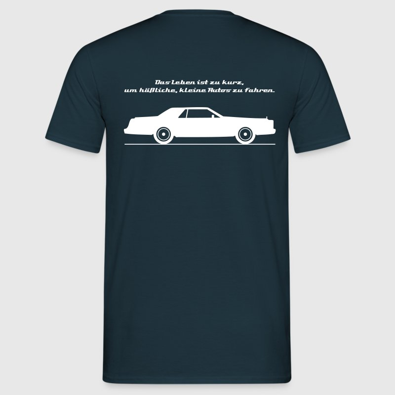 Lincoln Continental Mark V T-Shirts - Männer T-Shirt