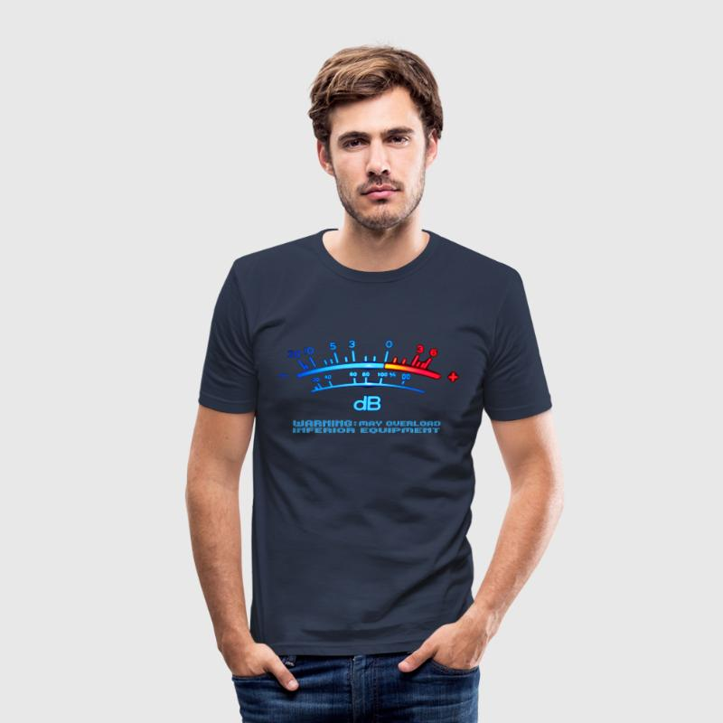 overload - Men's Slim Fit T-Shirt
