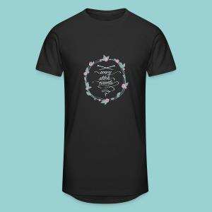 Every stitch counts - Männer Urban Longshirt
