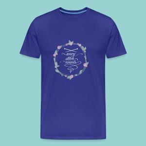 Every stitch counts - Männer Premium T-Shirt