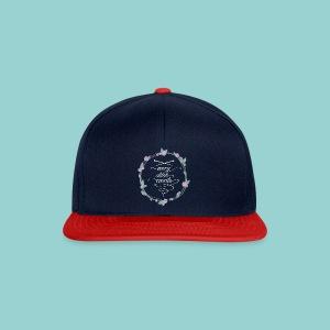 Every stitch counts - Snapback Cap