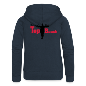 Germany´s Next Top Bauch - Frauen Premium Kapuzenjacke