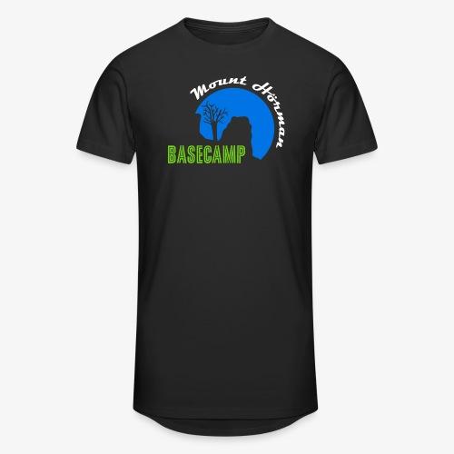 Mount Hörman Basecamp - Männer Urban Longshirt