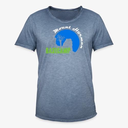 Mount Hörman Basecamp - Männer Vintage T-Shirt