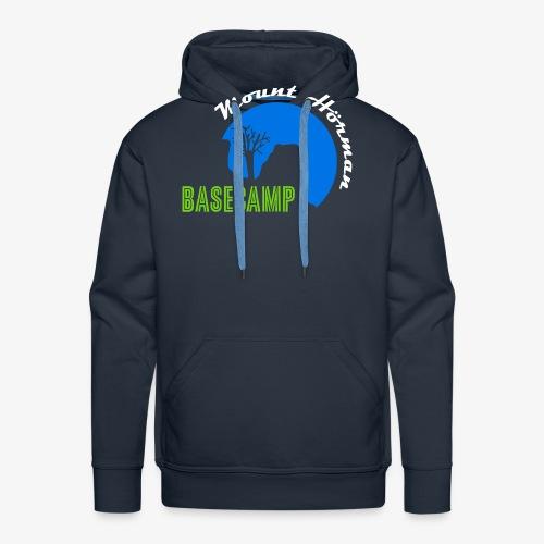 Mount Hörman Basecamp - Männer Premium Hoodie