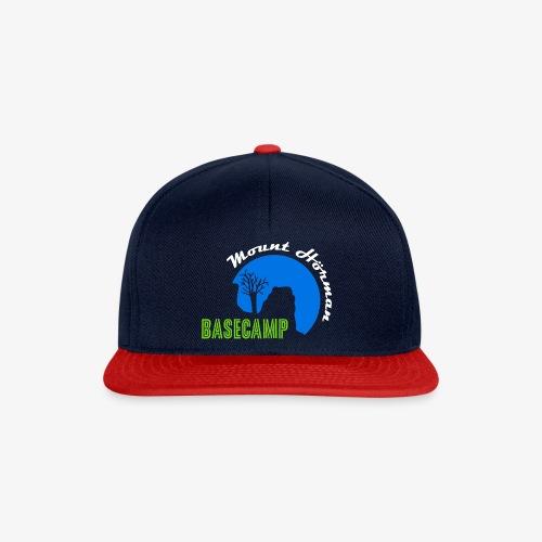 Mount Hörman Basecamp - Snapback Cap
