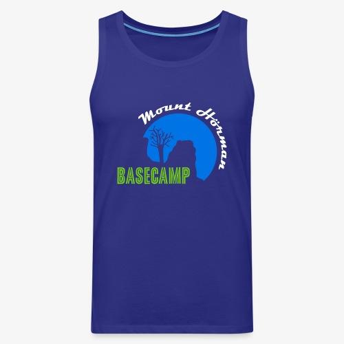 Mount Hörman Basecamp - Männer Premium Tank Top