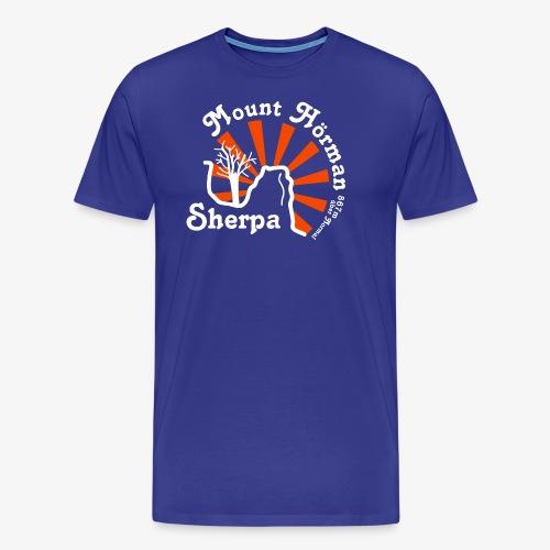 Mount Hörman Sherpa - Männer Premium T-Shirt