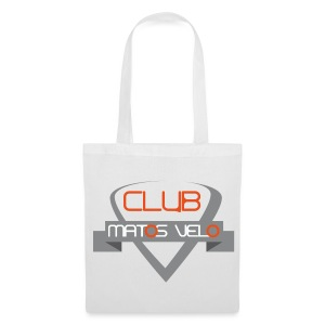 T-shirt femme club MV gris - Tote Bag