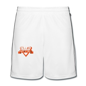 Tasse club MV bicolore orange - Short de football Homme