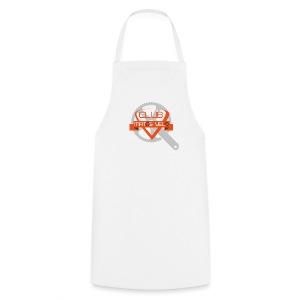 T-shirt femme club MV blanc pedalier - Tablier de cuisine