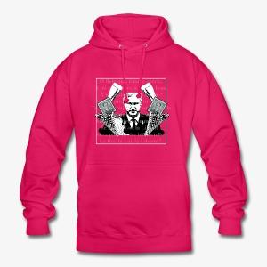 KING - woman - Sweat-shirt à capuche unisexe
