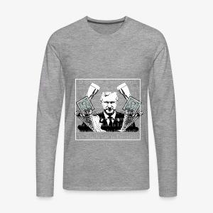 KING - woman - T-shirt manches longues Premium Homme