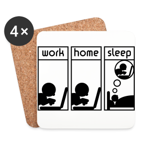 24/7 - Coasters (set of 4)